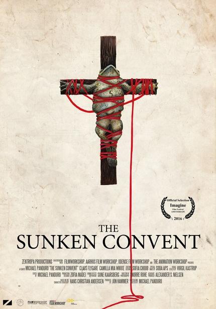 THE SUNKEN CONVENT: Watch Michael Panduro's Dark Adaptation Of The Hans Christian Andersen Short Story