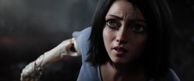 ALITA: BATTLE ANGEL Trailer: Robert Rodriguez Braves the Uncanny Valley for James Cameron