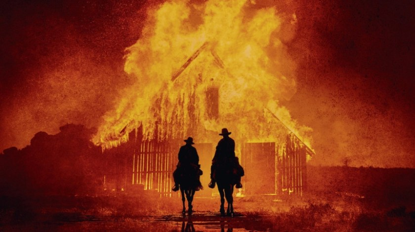 Friday One Sheet: THE SISTERS BROTHERS Teases Fire and Brimstone
