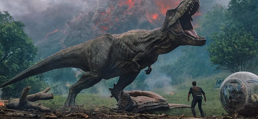 Review: JURASSIC WORLD: FALLEN KINGDOM Goes Places Earlier Films Fear To Tread
