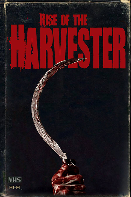 Canadian Horror Graphic Novel THE HARVESTER Getting a Film Adaptation