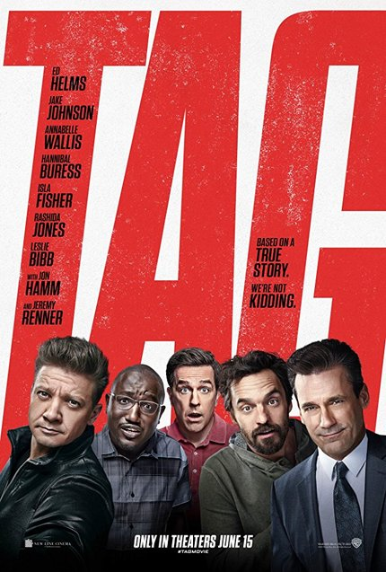 Review: TAG Isn't It