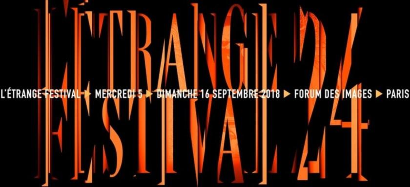 Etrange Festival 2018 : first titles revealed
