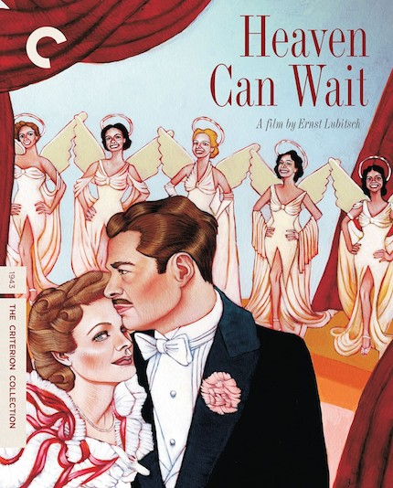 Blu-ray Review: Criterion's HEAVEN CAN WAIT Is Near Flawless