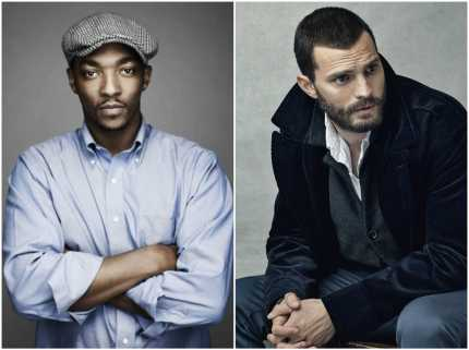 Anthony Mackie and Jamie Dornan to Star in Benson And Moorehead's New Film SYNCHRONIC