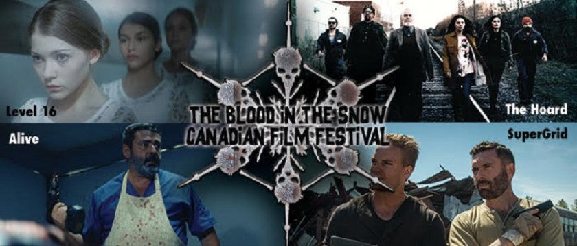 Blood In The Snow 2018: Canadian Genre Festival Announces First Wave