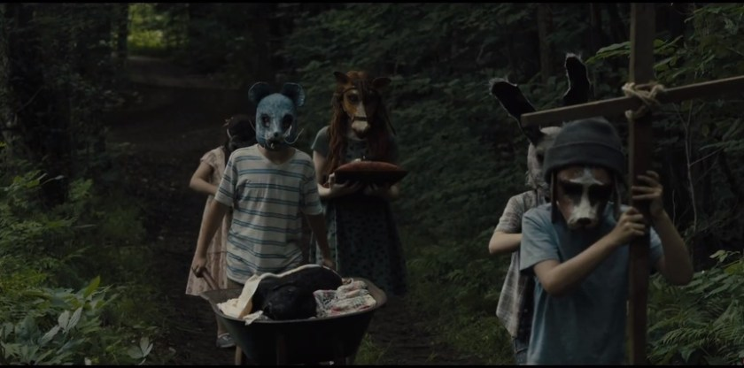 PET SEMATARY Trailer Should Please Stephen King Fans