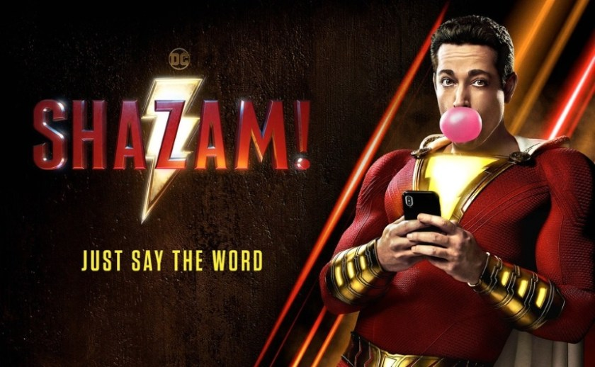 Friday One Sheet: SHAZAM! (And the Deadpool Effect)