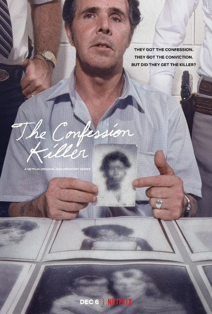 Now Streaming: THE CONFESSION KILLER, Lies That Blur Justice