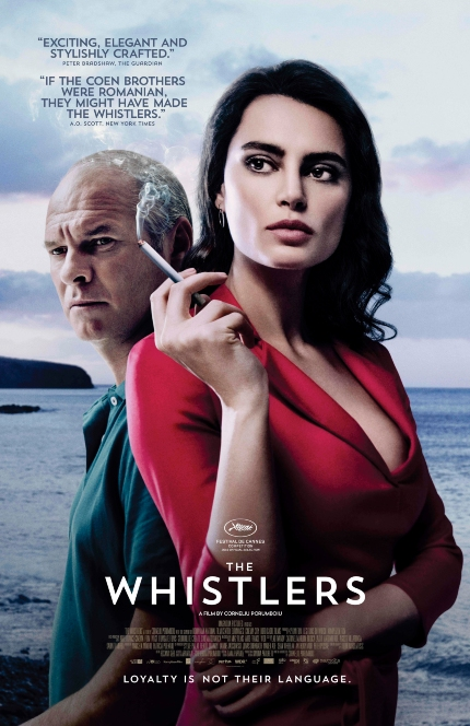 THE WHISTLERS Trailer: Learn a Smart New Criminal Language