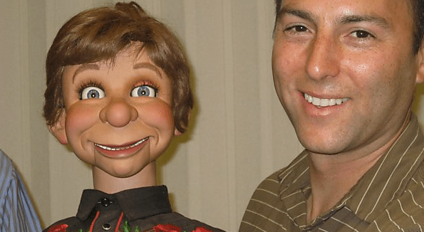 Ventriloquist still