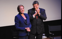 RP and Julie Andrews