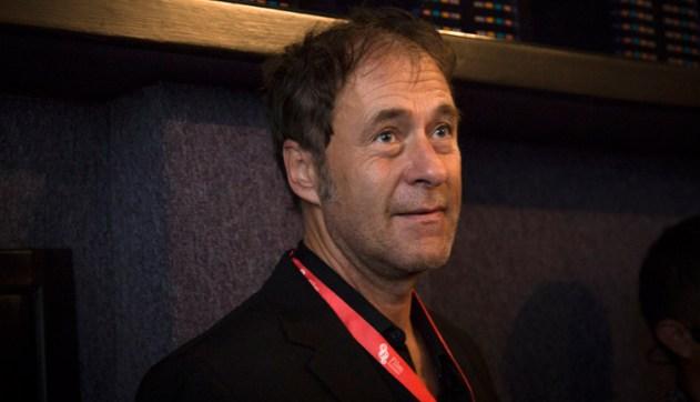 Director Hubert Sauper