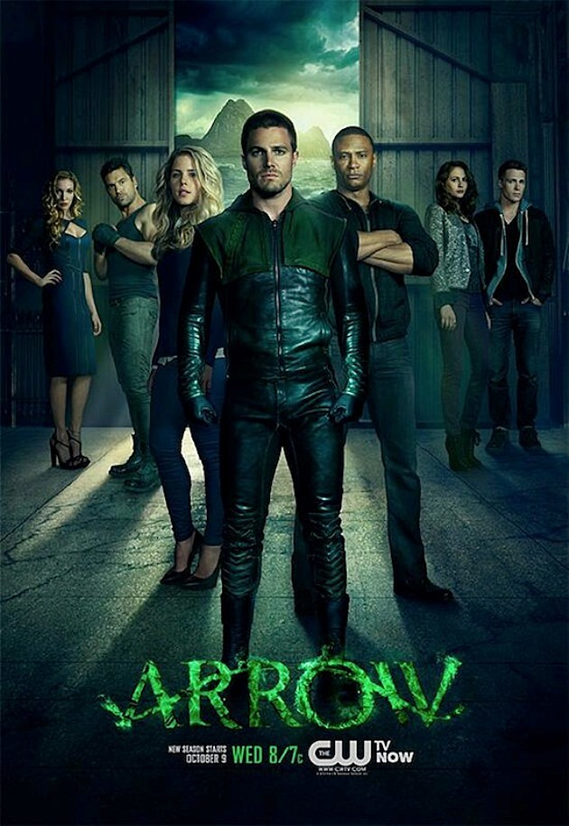 Image result for arrow poster