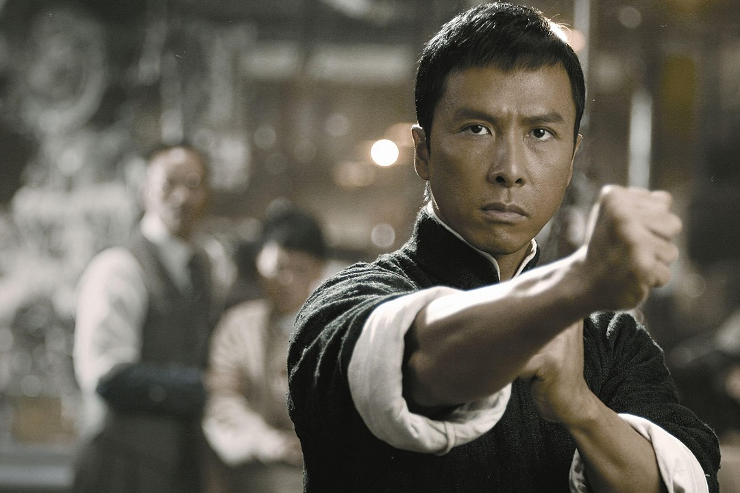 Image result for donnie yen badass art