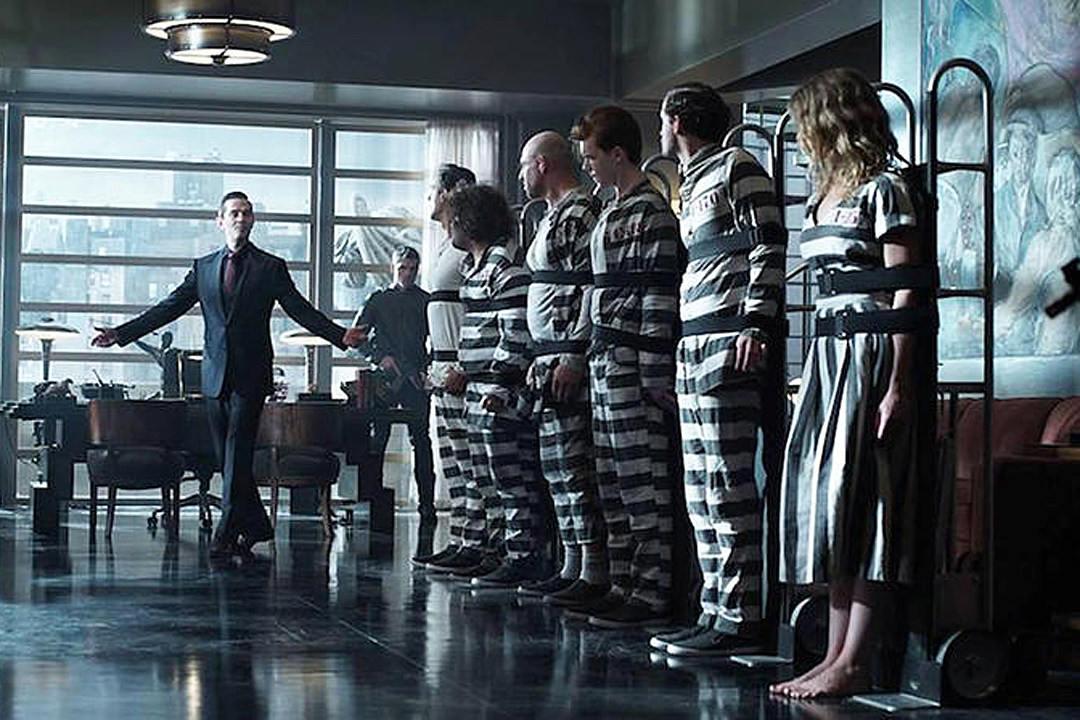 Image result for Gotham Season 2