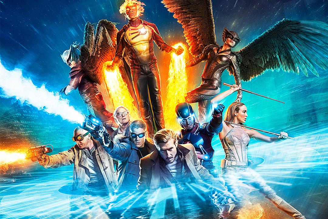 Resultado de imagem para legends of tomorrow season 2