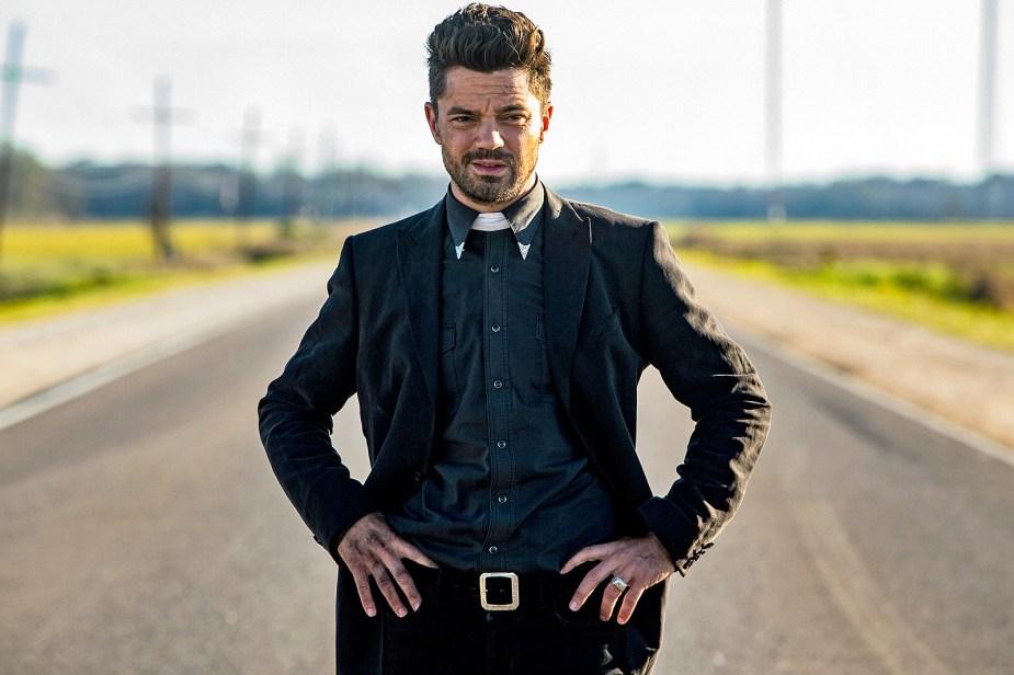 Image result for preacher season 2 herr starr