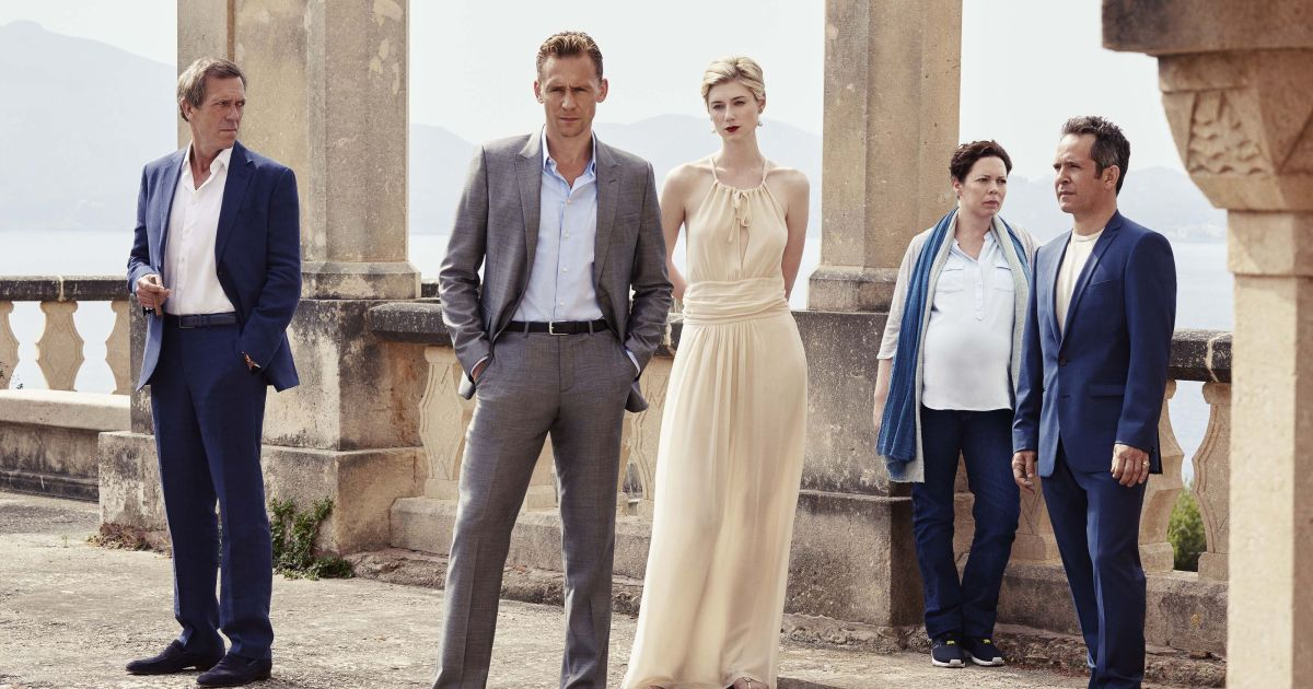 'THE NIGHT MANAGER' And the British Crime Wave