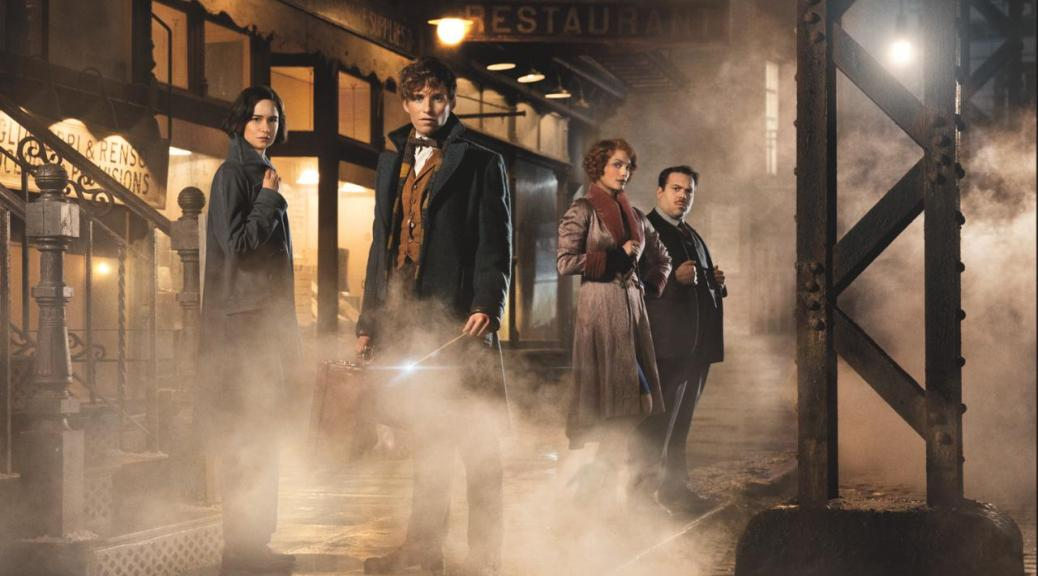 FANTASTIC BEASTS AND WHERE TO FIND THEM (Warner Bros.)