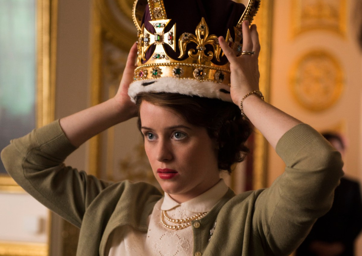 Review: 'THE CROWN' Classes Up The Joint
