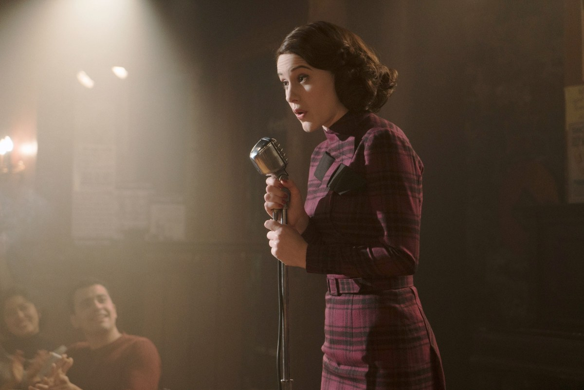 Review: The Delightful, Hilarious, 'MARVELOUS MRS. MAISEL'