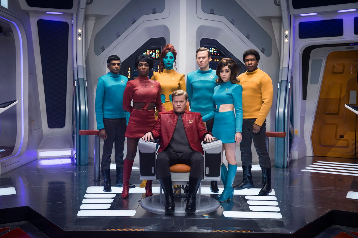 'BLACK MIRROR' Season 4 Might Be Its Most Satisfying