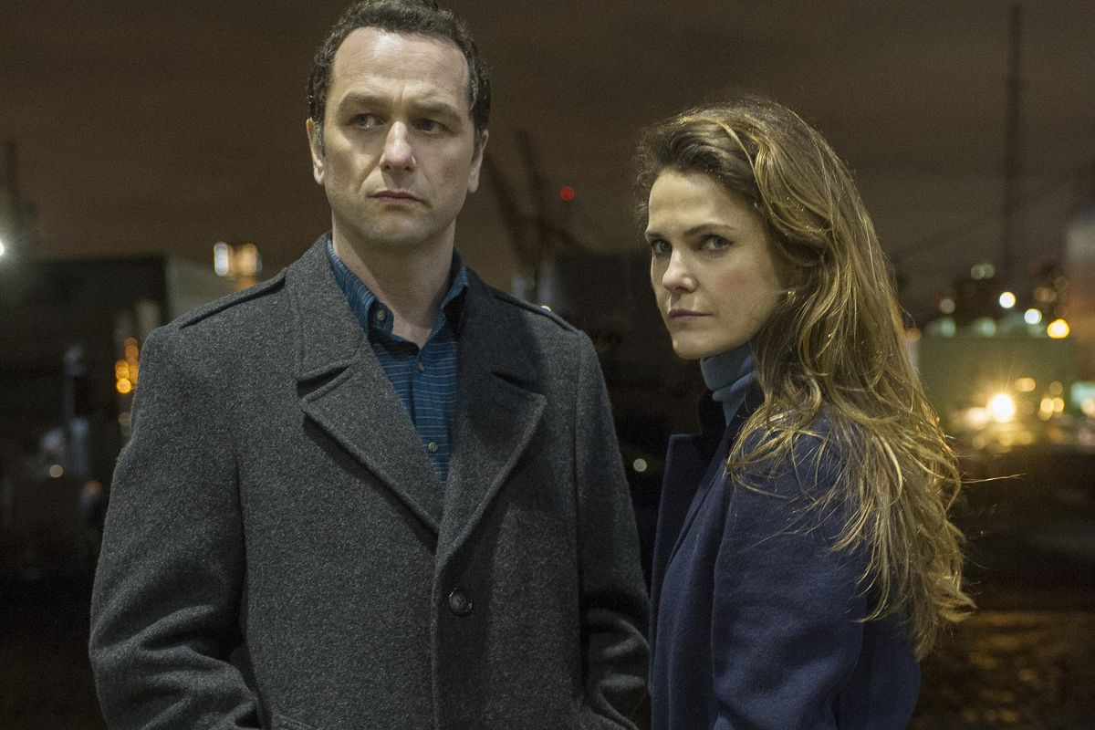 "THE AMERICANS: ""START"""