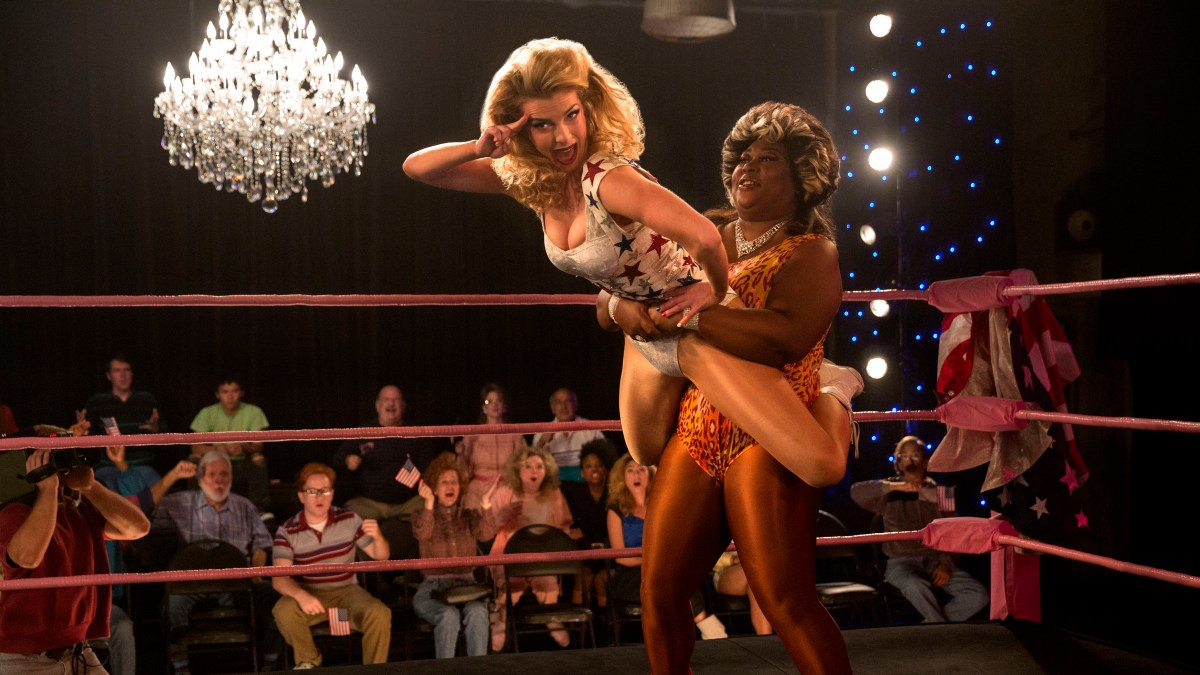 Streaming Roundup: 'GLOW,' 'HANDMAID'S TALE,' and 'LUKE CAGE' Season 2