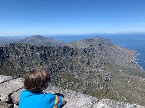 Views from Table Mountain