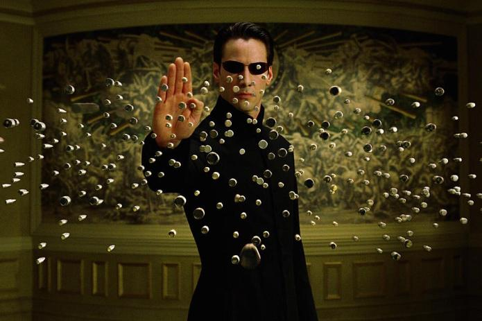 The Wachowskis The Matrix Reloaded 2003 The Screening Room