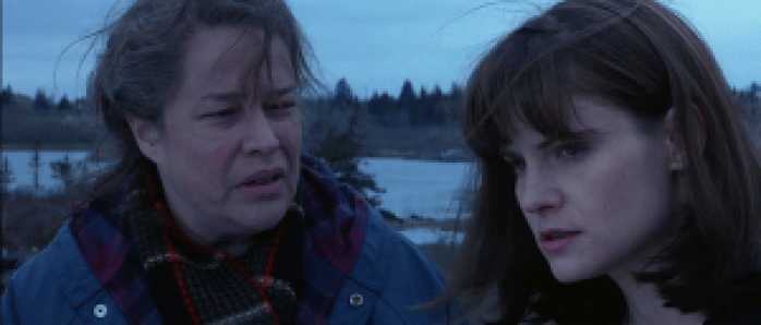 Kathy Bates shines in this Dolores Claiborne movie review from Screen Mayhem and Paul Salt
