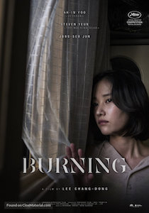 From the Cannes Film Festival: 'Burning' is a Satisfyingly