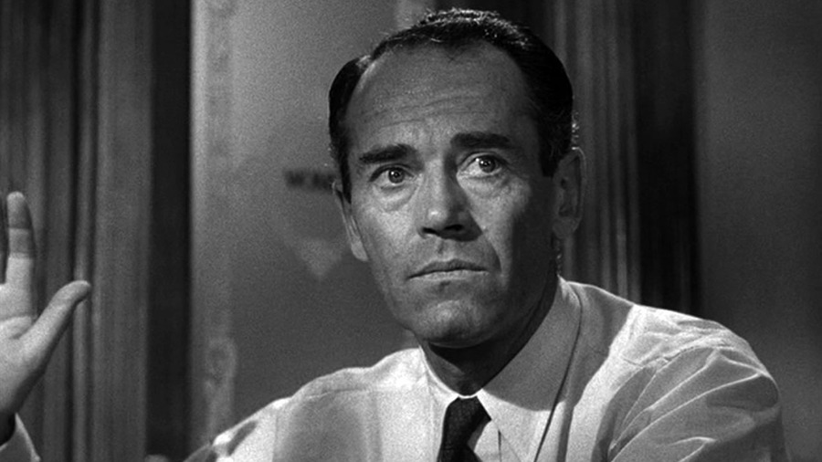 Image result for 12 angry men juror 8