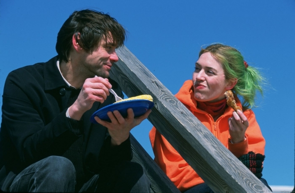 Hair In Film Eternal Sunshine Of The Spotless Mind 2004