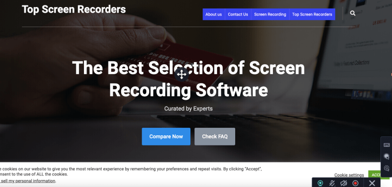 Best Screen Recorder for Windows 10 - Movavi