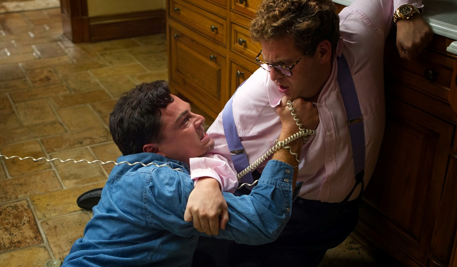 The Wolf of Wall Street quaaludes