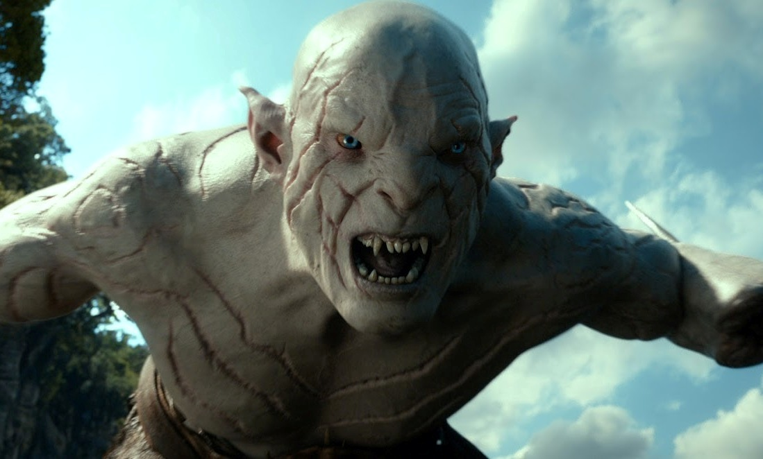 the hobbit white orc