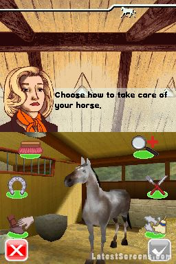 All My Horse And Me 2 Screenshots For Nintendo DS PC