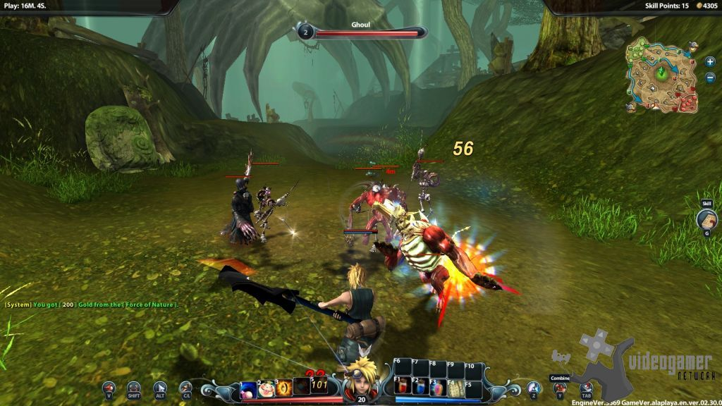 All LOCO Land Of Chaos Online Screenshots For PC