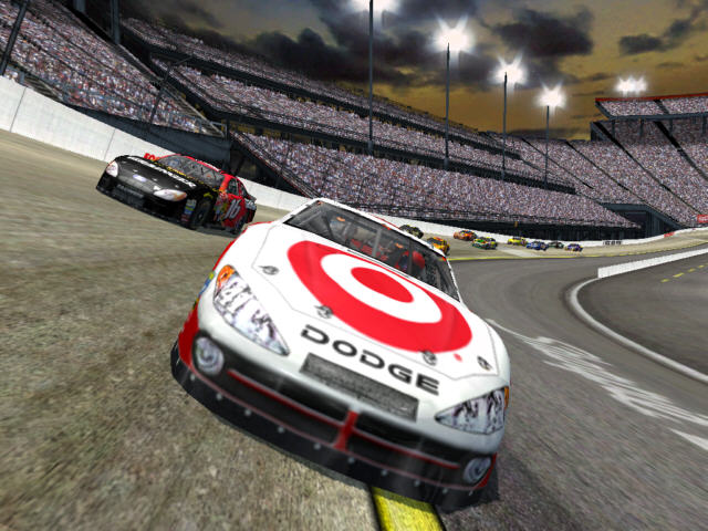All NASCAR Thunder 2004 Screenshots For PlayStation 2 PC