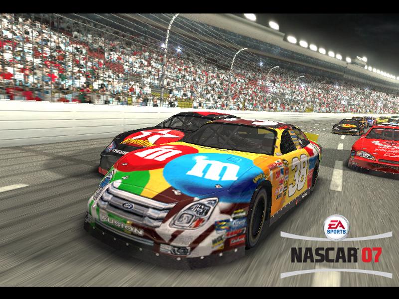All NASCAR 07 Screenshots For PlayStation 2 PSP Xbox