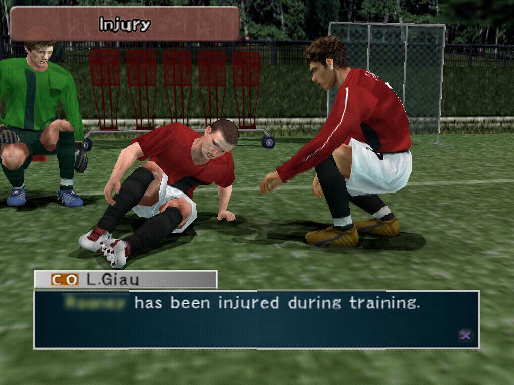 All Pro Evolution Soccer Management Screenshots For