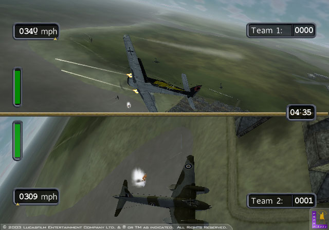 All Secret Weapons Over Normandy Screenshots For PlayStation 2 PC Xbox