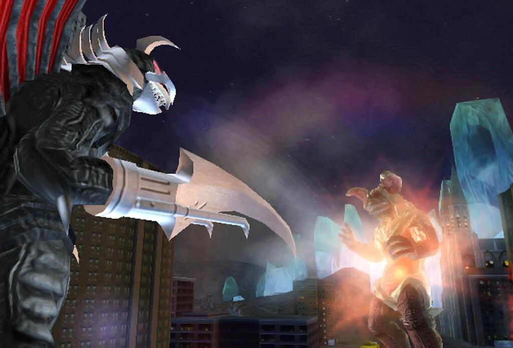 All Godzilla Unleashed Screenshots For Wii PlayStation 2 PSP