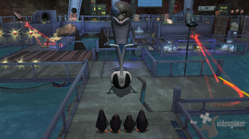 All The Penguins Of Madagascar Dr Blowhole Returns Again