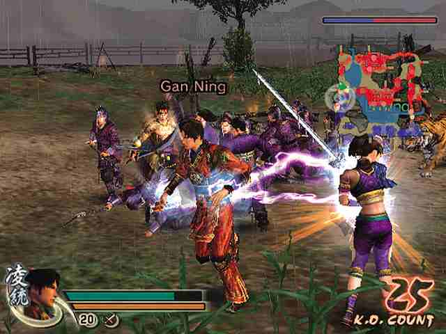 All Dynasty Warriors 5 Screenshots For PlayStation 2 Xbox
