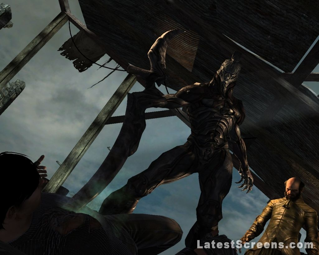 All Dark Sector Screenshots For Xbox 360 PC PlayStation