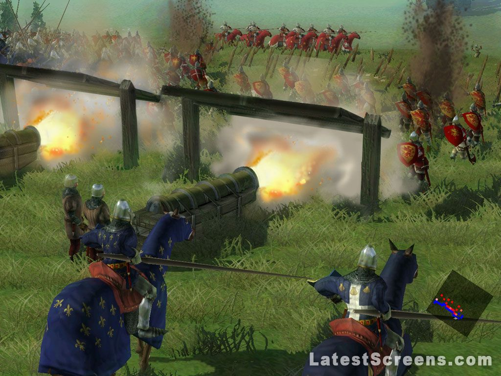 All History Great Battles Medieval Screenshots For PC