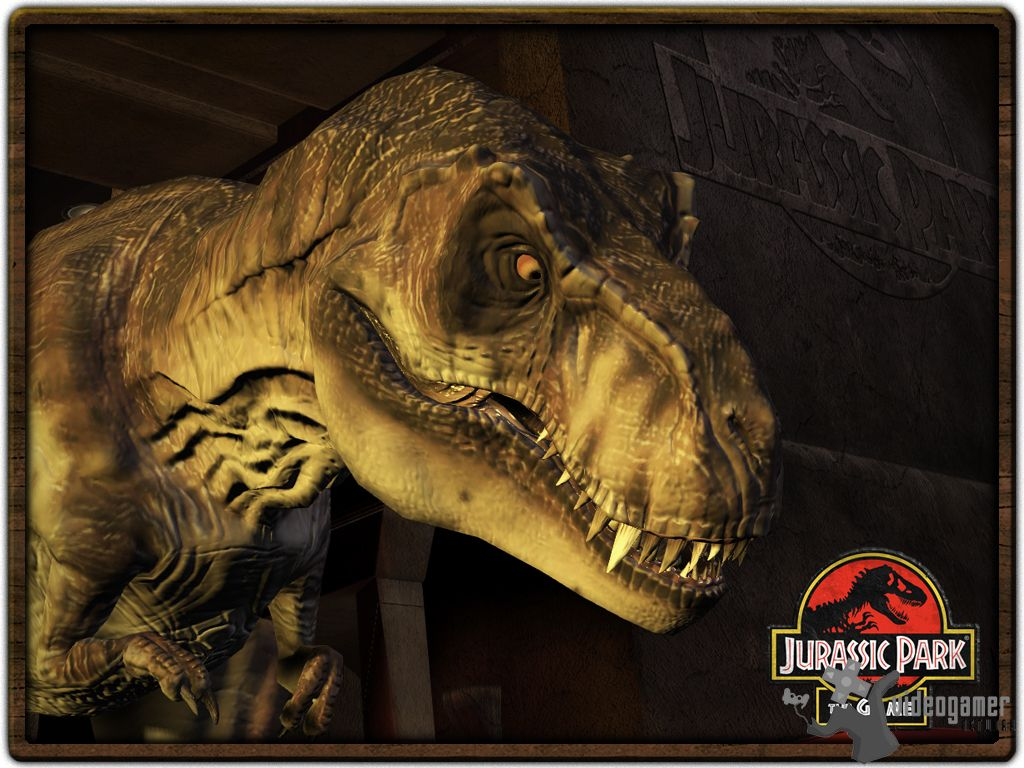 All Jurassic Park The Game Screenshots For PC Mac